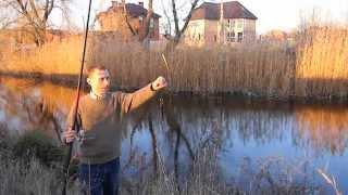 Рыбалка с Павлом Заинчковским на реке Кильчень Подгородное