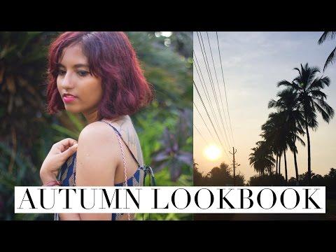 Indian Autumn (Dress) Lookbook // #WhatMagaliWore
