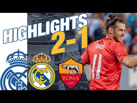 Real Madrid vs AS Roma 2-1 HIGHLIGHTS RESUMEN 2018 thumbnail