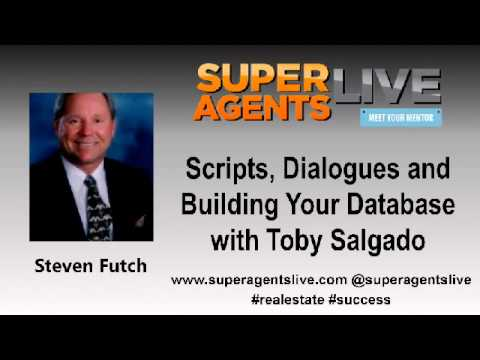 Script, Dialogue and Builing Your Database with Steven Futch and Toby Salgado