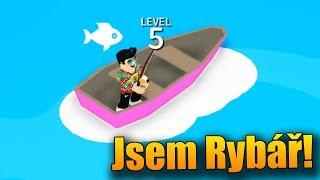 BEST FISHING Simulator in ROBLOX! 😍😂 | ROBLOX: Fishing Empire Simulator