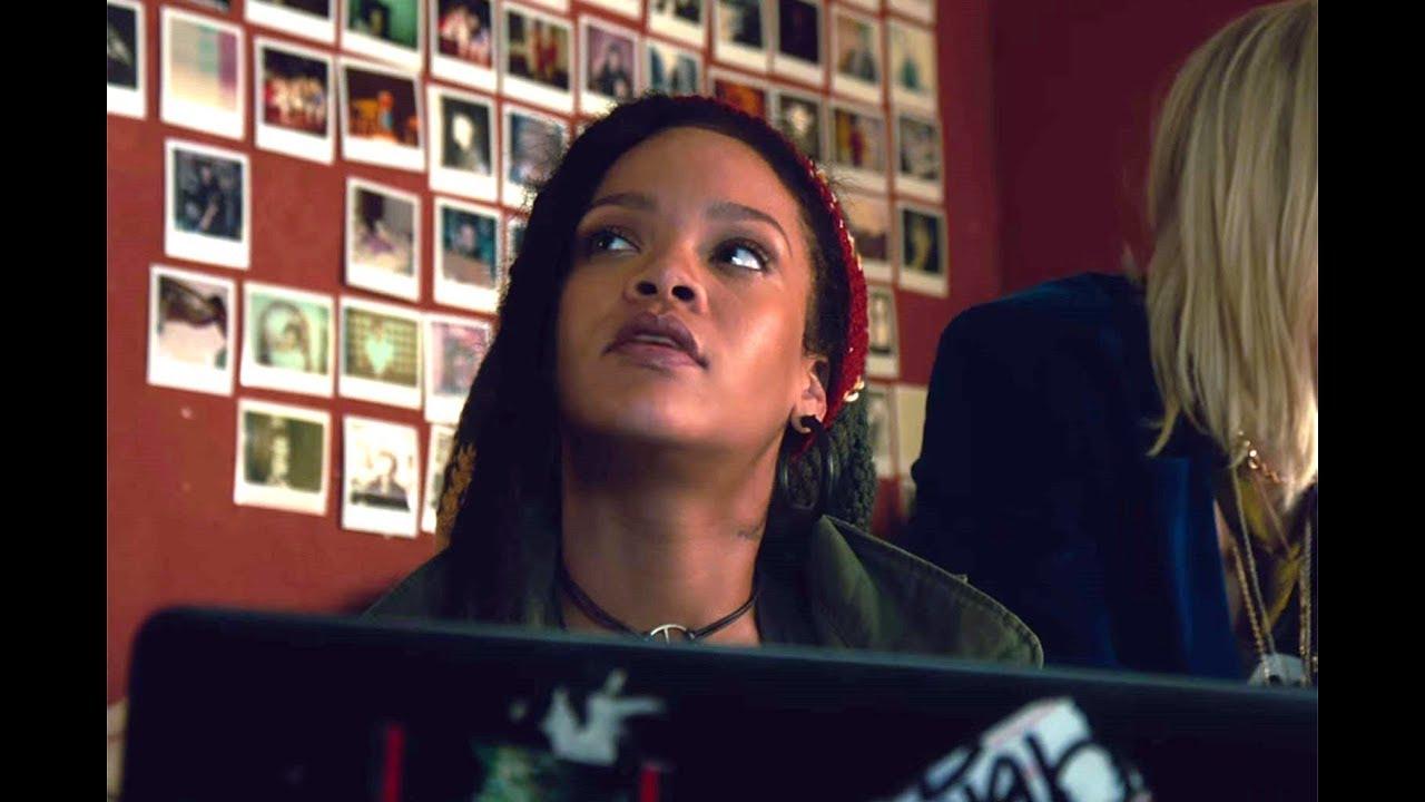 Oceans 8 Rihannas 9 Ball Mouse Trackpad