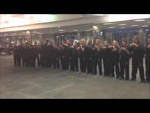 Northeastern Field Hockey Spice Girls Music Video