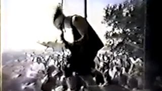 Flano's Adventures With Pearl Jam 1992 Lollapalooza Footage Part 1