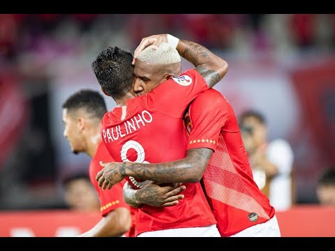 Guangzhou Evergrande FC 4-0 Melbourne Victory (AFC Champions League 2019: Group Stage)