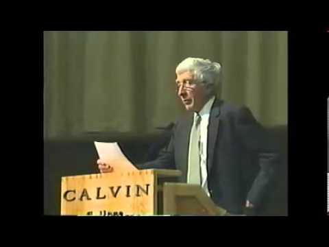 Updike address at Calvin College