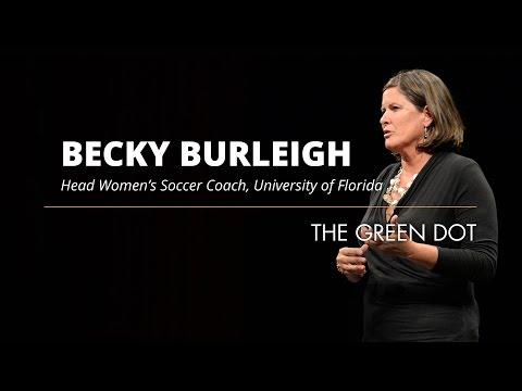 Becky Burleigh: The Green Dot