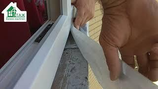 Остекление лоджии Киев видео © 4 Этаж Балкон под ключ Бр. 8. Остекление лоджии в Киеве пр.Правды 5Б