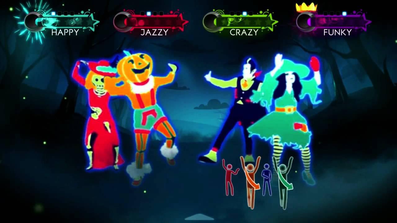 this is halloween by danny elfman just dance 3 - Just Dance 3 Halloween