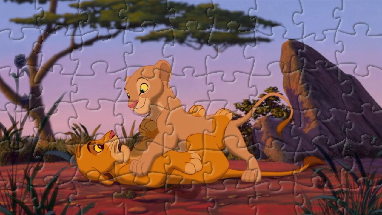 the lion king puzzle games for kids