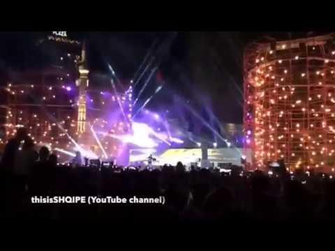NOIZY  26 06 2017  Koncert i plot sheshi Skenderbej 