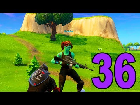 DUOS WITH HOLLOWPOIINT - Fortnite Battle Royale (Part 36)