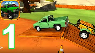 Truck Trials 2.5: Free Range 4x4 - Gameplay Walkthrough Part 1 (Android,iOS)