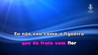♫ Demo - Karaoke - FADINHO DA TI MARIA BENTA - Amália Rodrigues