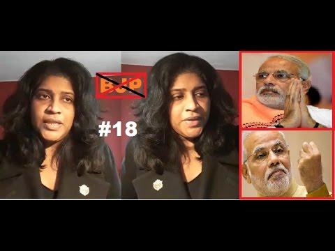 tamilachi latest Speechhate BJP