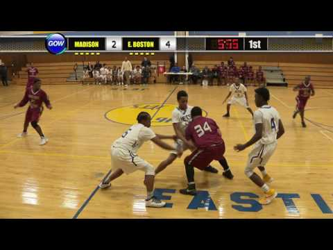 Game of the Week: Madison Park vs  East Boston (Boys) - HD