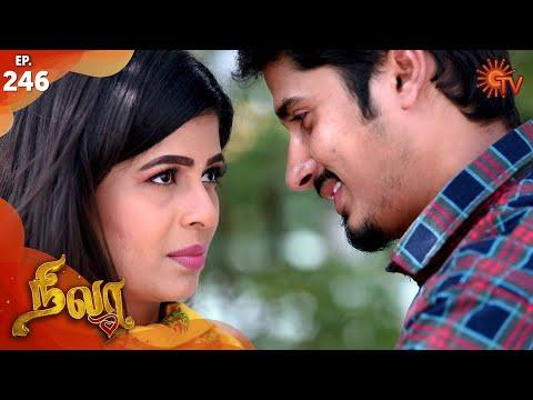 Nila - Episode 246   20th January 2020   Sun TV Serial   Tamil Serial