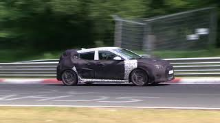 Hyundai Veloster N Spy Video
