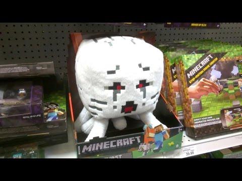 Minecraft plush Shopping