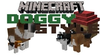 Minecraft doggy style mod [1.8.9]