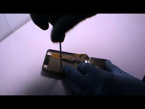 Sony Ericsson W910i Disassembly Energizerx2
