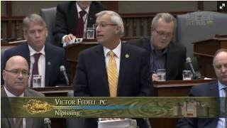 Fedeli Questions Government About Failed OLG Modernization Plan