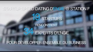 ENGIE Startup Speed Dating