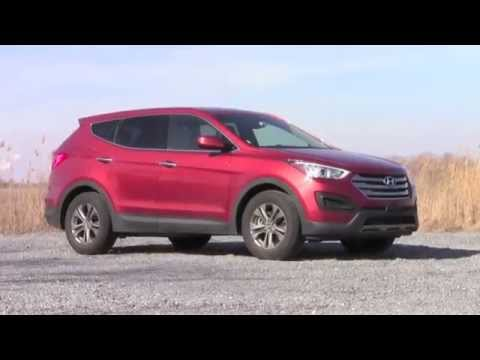 2014 hyundai santa fe sport test drive and review youtube. Black Bedroom Furniture Sets. Home Design Ideas