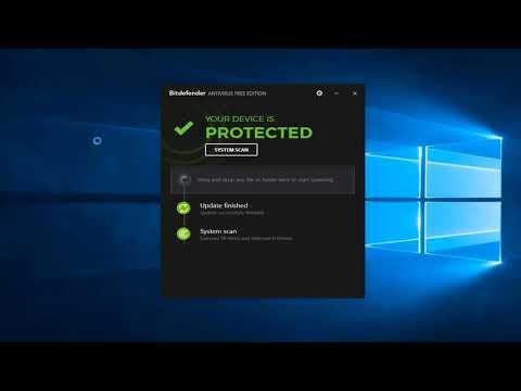 bitdefender-free-antivirus---how-to-update-virus-definitions