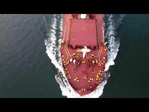 Federal Katsura - St. Lawrence Seaway