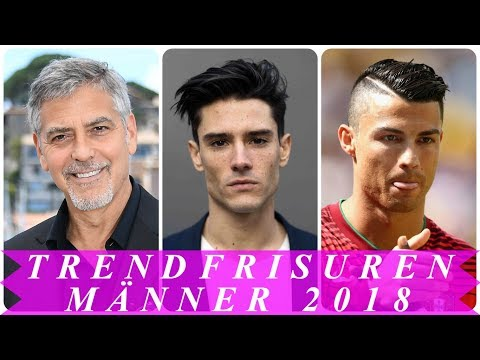 Unsere TOP 18 -  trendfrisuren männer 2018