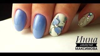 💖 НЕЖНЫЙ дизайн ногтей 💖 PATRISA NAIL 💖 ДИЗАЙН со СТРАЗАМИ 💖