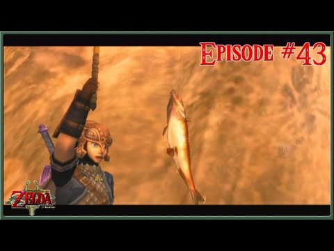 The Legend Of Zelda: Twilight Princess - Snowpeaks Reekfish Smell Trail - Episode 43
