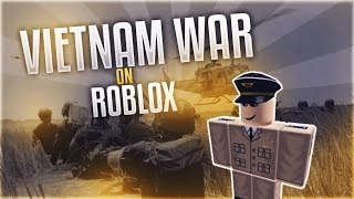 VIETNAM WAR IN ROBLOX! - Roblox Unit 1968: Vietnam