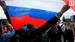 «Крымская весна» в Москве