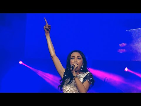 Maymay Living the Dream Concert Opening Prod - Part 1