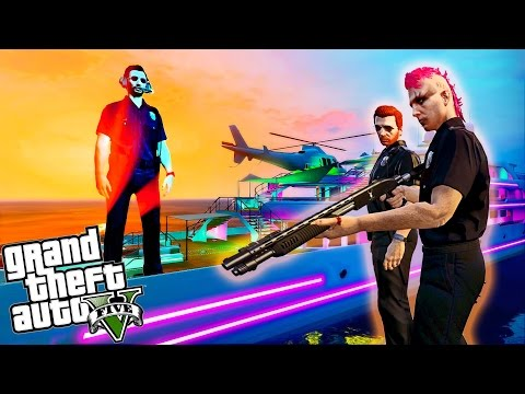 GTA 5 PC - EPIC YACHT STUNTS!! Super Fun Glitching | GTA 5 Live Stream Funny Moments
