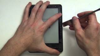 How To Take Apart The Amazon Kindle 7