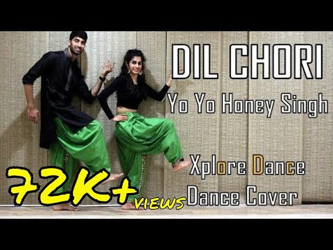 Yo Yo Honey Singh: DIL CHORI (Video) Simar Kaur, Ishers | Dance Cover