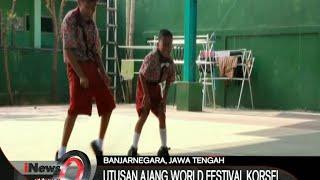 Inilah Dua Bocah SD Mampu Mengikuti Ajang Pentas Seni Pantomim Di Korea Selatan - iNews Siang 29/10