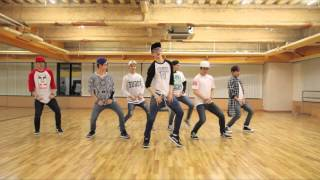 got7 i like you mirrored dance practice