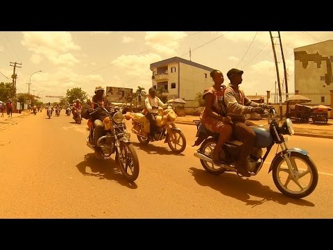 CAMEROON 2017 TRIP GoPro HD - African GOLD