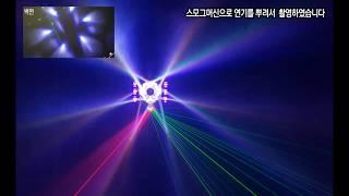 VOGA HK-03 올인원 복합기 특수조명 노래방 클럽…