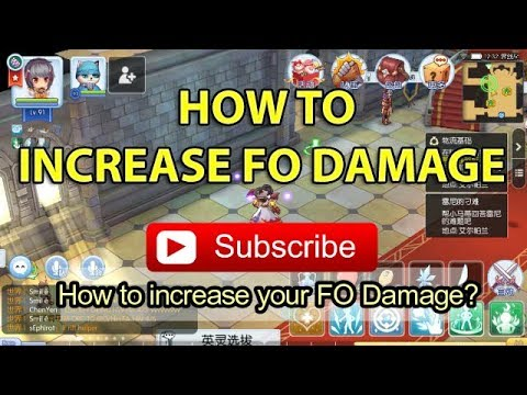 How to increase finger offensive damage ragnarok mobile youtube how to increase finger offensive damage ragnarok mobile forumfinder Images