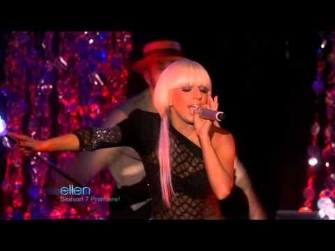 Lady Gaga - Love Game, Ellen DeGeneres Show 09/08/2009