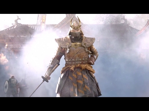 For Honor - Tozen - Boss Fight | Gameplay (HD) [1080p60FPS]
