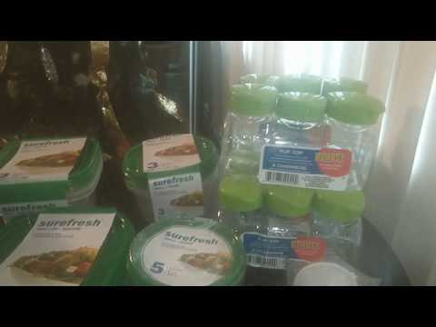 Dollar Tree To Go Containers