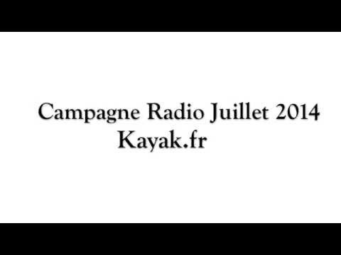 Vidéo Campagne Radio Kayak.fr (3 spots)