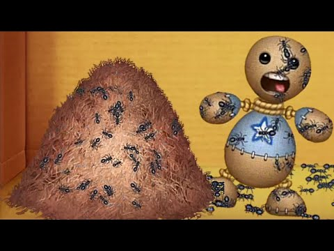 Anthill vs The Buddy | Kick The Buddy