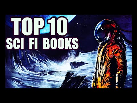 TOP 10 SCI FI BOOKS